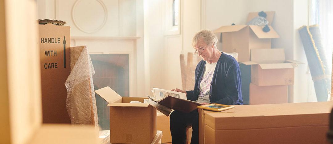 Senior Moving Downsizing: Preserve Memories & Space